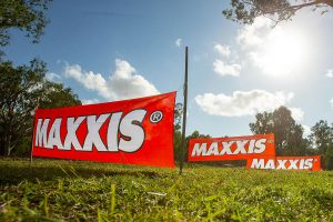 Maxxis named partner of new MX3 development category