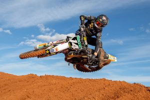 Consistent performance the goal of Beaton in MX2 title bid