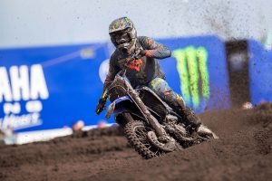 Leading laps 'priceless' says Mellross following moto two