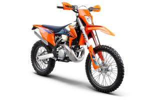 Detailed: 2022 KTM EXC-F and EXC range