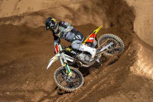 Husqvarna extension revealed by Osborne ahead of outdoors