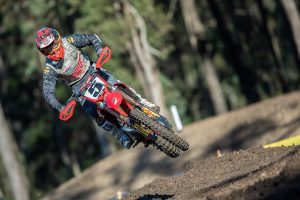 Title-bid realistic for Gibbs following another race win