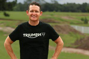 Triumph to launch dirt bike line and associated factory program