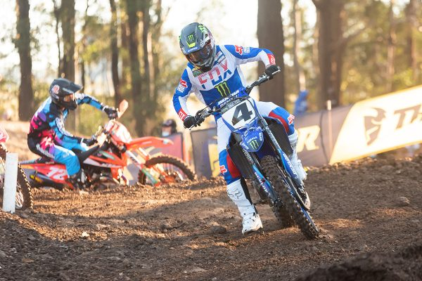 Minimum requirements met to crown ProMX champions